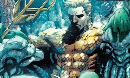 Avant-Première VO: Review Aquaman #18