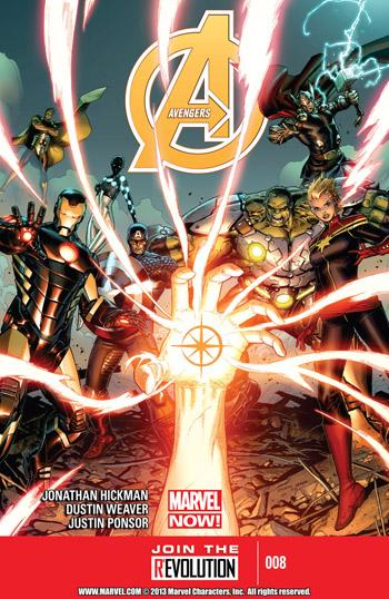 Avengers #8