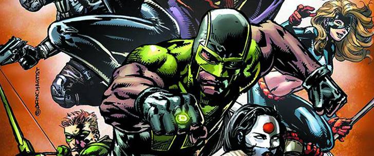 Avant-Première VO: Review Justice League of America #2