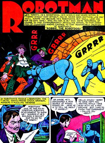 Star-Spangled Comics #29 (Fev. 1944)