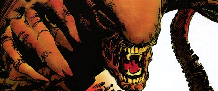 Trade Paper Box #88: Alien le huitième passager