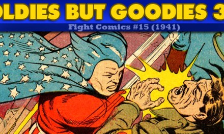 Oldies But Goodies: Fight Comics #15 (Oct. 1941)