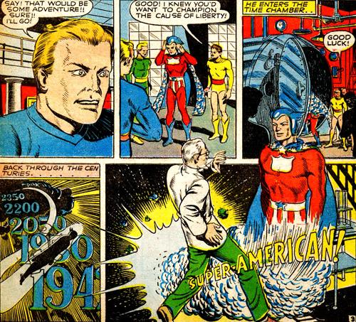 Super-American se matérialise en 1941...