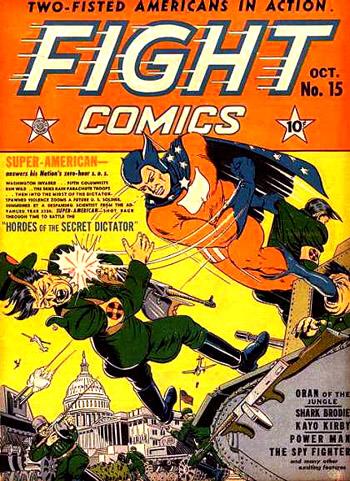 Fight Comics #15 (1941)