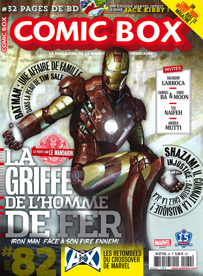 Comic Box #82