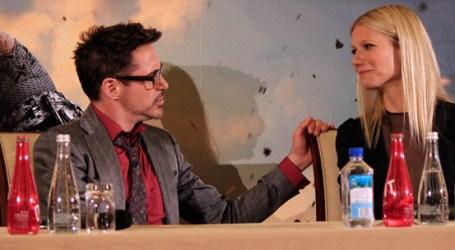 Conférence de presse Iron Man 3 (15 avril 2013) la vidéo