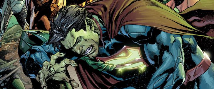 Avant-Première VO: Review Justice League #19