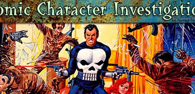 CCI: Comic Character Investigation #32