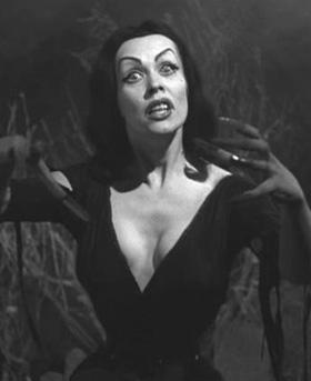 La Vampira du cinéma