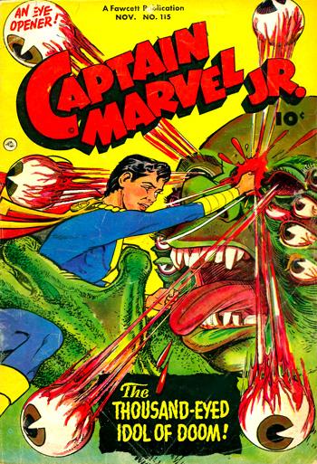 Captain Marvel Jr. #115