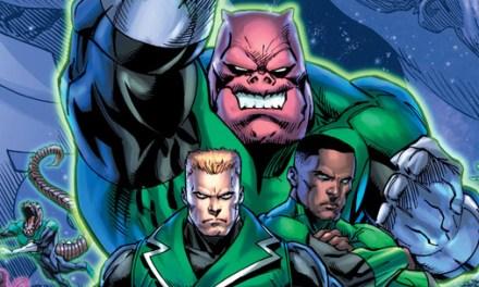 Avant-Première VO: Review Green Lantern Corps #20