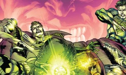 Avant-Première VO: Review Justice League #20