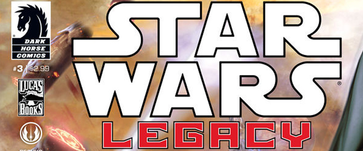 Preview: Star Wars: Legacy #3