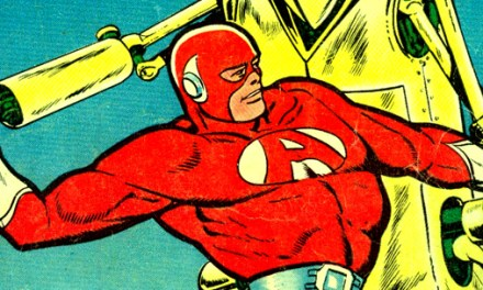 CCI: Comic Character Investigation #34