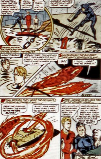 Catman est Peter Blake...