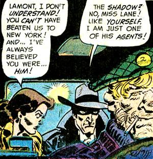 Margo Lane, grande soeur de Lois ?