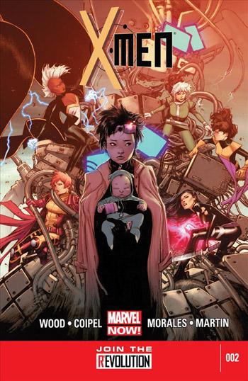 Review X-Men #2