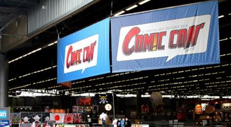Comic Box au Comic Con' France 2013