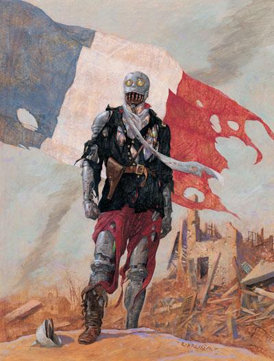 Les Sentinelles - Interview de Julien Mokrani
