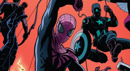 Avant-Première VO: Review Superior Spider-Man Team-Up #1