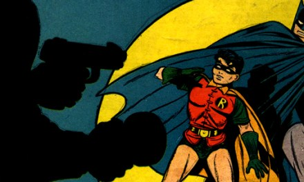 Oldies But Goodies: Batman #16 (Avril 1943)