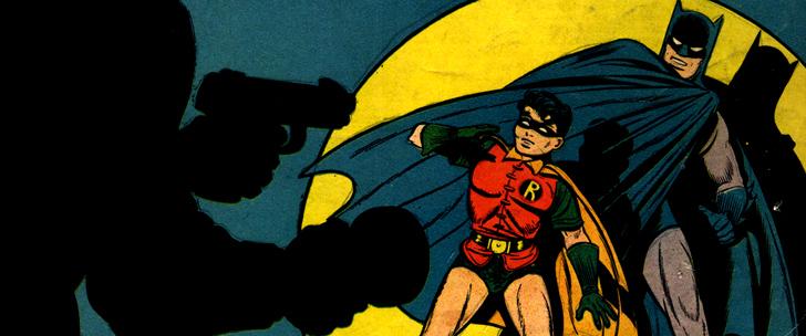 Oldies But Goodies: Batman #16 (Avril 1943)