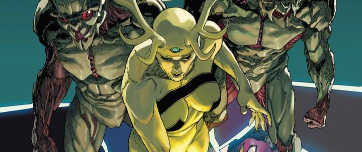 Avant-Première VO: Review Avengers #17