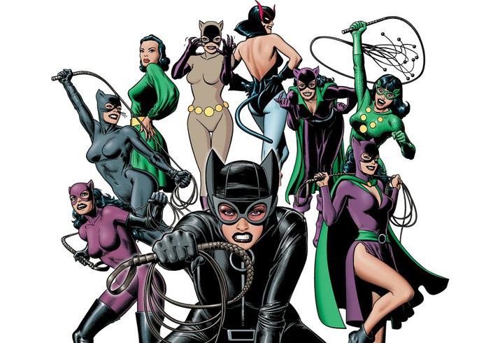 Un été en Super-Héros sur France Info / Catwoman