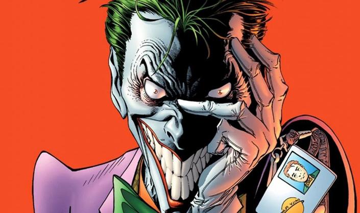 Un été en Super-Héros sur France Info / Le Joker