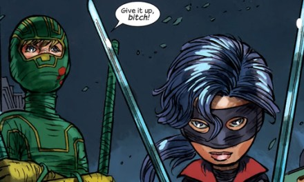 Kick-Ass 2 – Comic Box sur Skript.fr