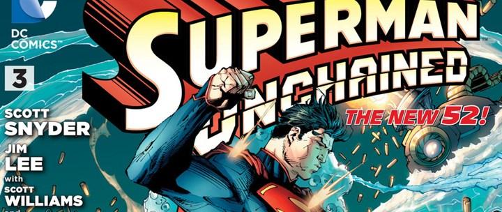 Avant-Première VO: Review Superman Unchained #3