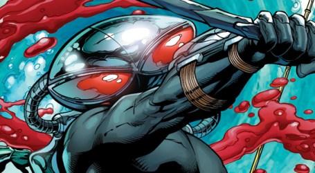 Avant-Première VO: Review Aquaman #23.1 Black Manta