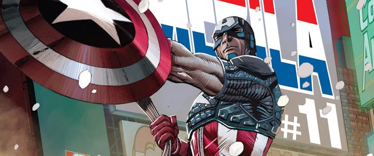 Avant-Première VO: Review Captain America #11