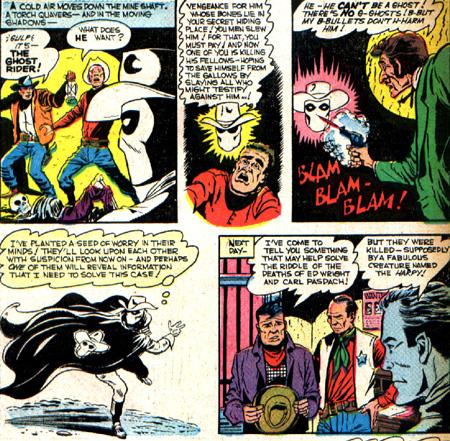"""Une petite démonstration des """"pouvoirs"""" du Ghost Rider"""