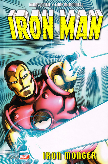 Trade Paper Box #102: Best of Marvel: Iron Man – Iron Monger