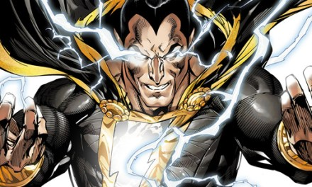 Avant-Première VO: Review Justice League of America #7.4 Black Adam
