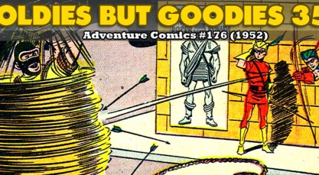Oldies But Goodies: Adventure Comics #176 (Mai 1952)