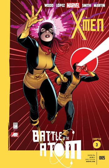 Avant-Premi�re VO: Review X-Men #5