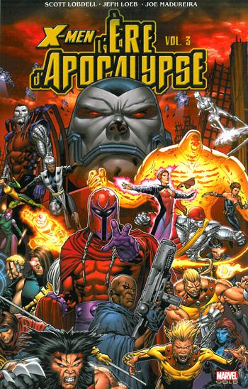 Trade Paper Box #108: X-Men L��re d�Apocalypse T3
