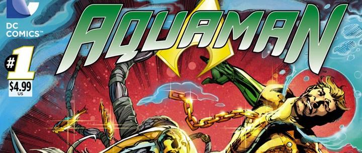 Preview: Aquaman Annual #1