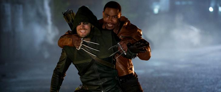 Arrow S02E02