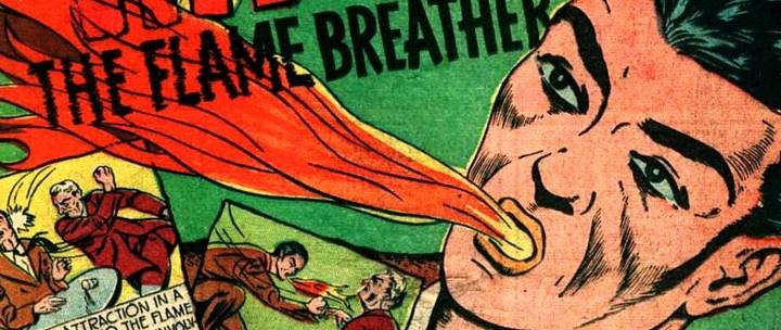 Oldies But Goodies: Blue Ribbon Comics #13 (Juin 1941)