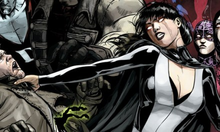 Avant-Première VO: Review Justice League Dark #24