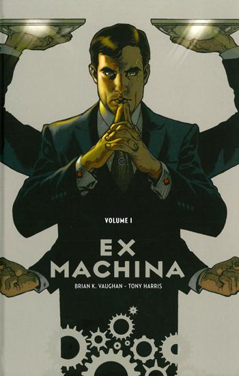 Trade Paper Box #107: Ex Machina T1
