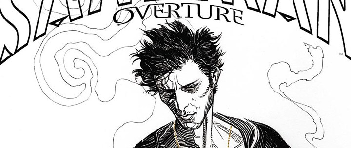 Avant-Première VO: Review Sandman: Overture #1