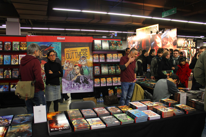Paris Comics Expo 2013 - Les Photos (1)
