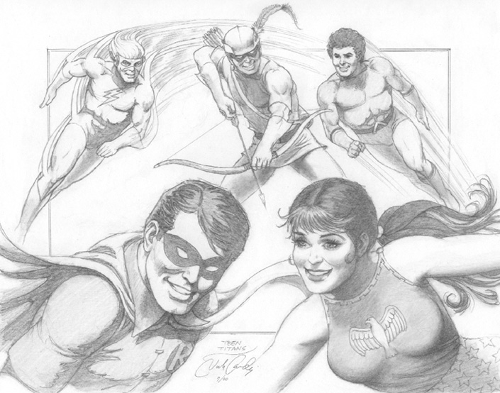 Disparition de Nick Cardy (1920-2013)