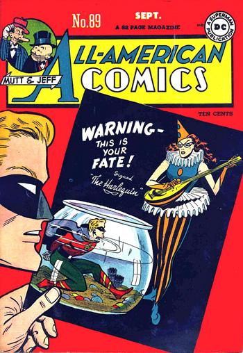 All-American Comics #89 (Sept. 1947)