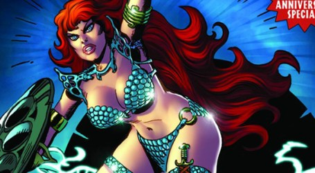 Preview: Legends of Red Sonja #1