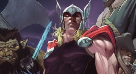 Preview: Thor: God of Thunder #15